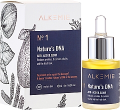 Fragrances, Perfumes, Cosmetics Rejuvenating Face Elixir - Alkemie Nature's DNA Oil Elixir