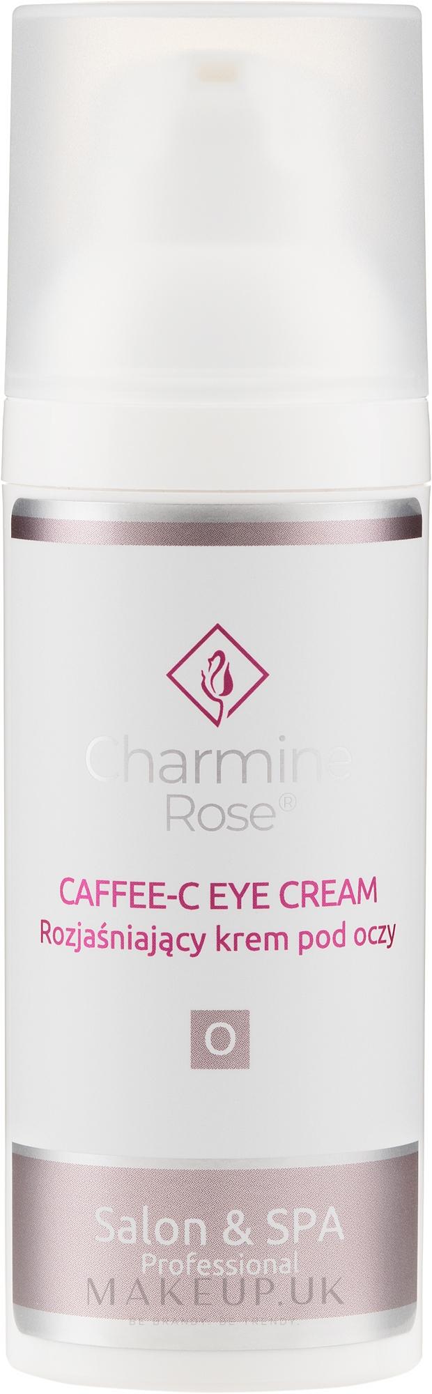 Brightening Eye Cream - Charmine Rose Caffee-C Eye Cream — photo 50 ml