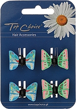 Fragrances, Perfumes, Cosmetics Hair Claws 4 pcs, 24764 - Top Choice