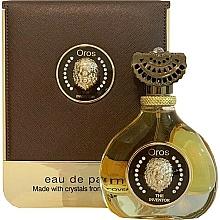 Fragrances, Perfumes, Cosmetics Armaf Oros the Inventor Brown - Eau de Parfum