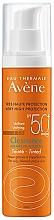 Fragrances, Perfumes, Cosmetics Tinted Sun Cream for Oily & Problem Skin - Avene Solaire Cleanance Tinted SPF50+ Sun Cream