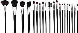 Fragrances, Perfumes, Cosmetics Makeup Brush Set, RA 00211 - Ronney Professional Cosmetic Make Up Brush Set