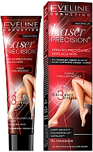 Fragrances, Perfumes, Cosmetics Leg Depilatory Cream - Eveline Cosmetics Laser Precision