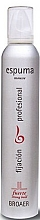 Fragrances, Perfumes, Cosmetics Strong Hold Hair Mousse - Broaer Expert Fixation Mousse Strong Hold