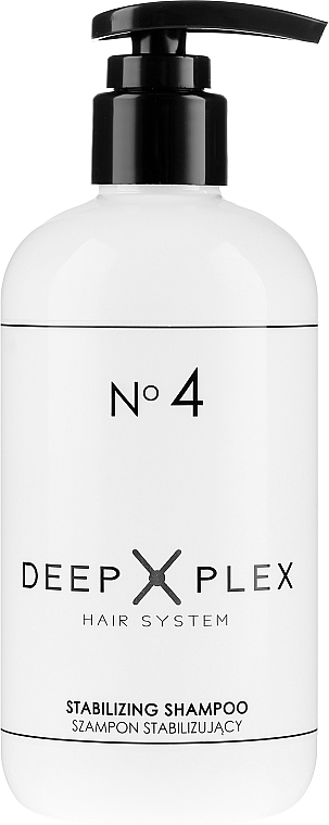Stabilizing Shampoo - Stapiz Deep Plex No.4