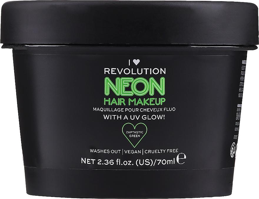 Temporary Hair Color - I Heart Revolution UV Neon Hair Make Up