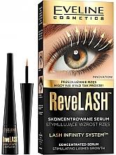 Fragrances, Perfumes, Cosmetics Eyelash Serum - Eveline Cosmetics Revelash Serum