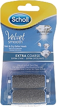 Fragrances, Perfumes, Cosmetics Replacement Roller for High Abrasive Electric File - Scholl Velvet Smooth Wet&Dry Diamond Crystals