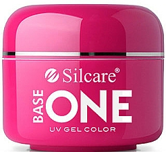 Fragrances, Perfumes, Cosmetics Colored Gel - Silcare Base One Pixel