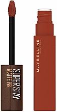 Fragrances, Perfumes, Cosmetics Liquid Matte Lipstick - Maybelline New York Super Stay Matte Ink Coffee Edition Liquid Lipstick