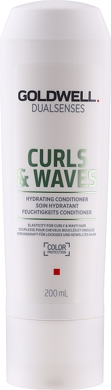 Curly Hair Conditioner - Goldwell Dualsenses Curls & Waves Conditioner