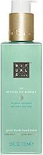Fragrances, Perfumes, Cosmetics Hand Balm - Rituals The Ritual of Karma Kitchen Hand Balm