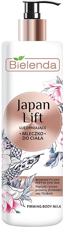Body Milk - Bielenda Japan Lift Body Milk