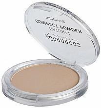 Fragrances, Perfumes, Cosmetics Compact Powder - Benecos Natural Compact Powder