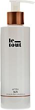 Fragrances, Perfumes, Cosmetics Soothing Chamomile & Aloe Vera Body Milk - Le Tout After Sun Body Milk