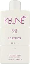Fragrances, Perfumes, Cosmetics Moisturizing & Strengthening Hair Neutralizer - Keune Keratin Curl Neutralizer 1:1