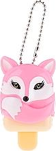 "Fragrances, Perfumes, Cosmetics Lip Balm ""Fox"", pink - Martinelia Color Lip Balm Wild Sweetness Strawberry"
