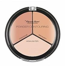 Fragrances, Perfumes, Cosmetics Contour Palette - Pierre Rene Powder Contouring (6 g)