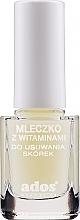Fragrances, Perfumes, Cosmetics Cuticle Remover Milk - Ados