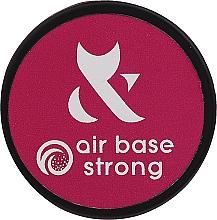 Fragrances, Perfumes, Cosmetics Gel Polish Base Coat - F.O.X Air Base Strong