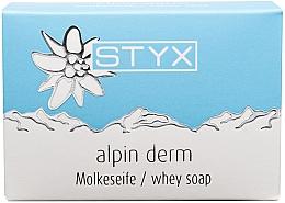 Fragrances, Perfumes, Cosmetics Natural Soap - Styx Naturcosmetic Alpin Derm Soap