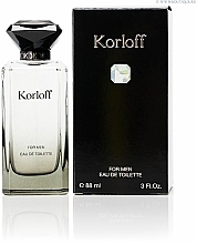 Fragrances, Perfumes, Cosmetics Korloff Paris Korloff Men - Eau de Toilette