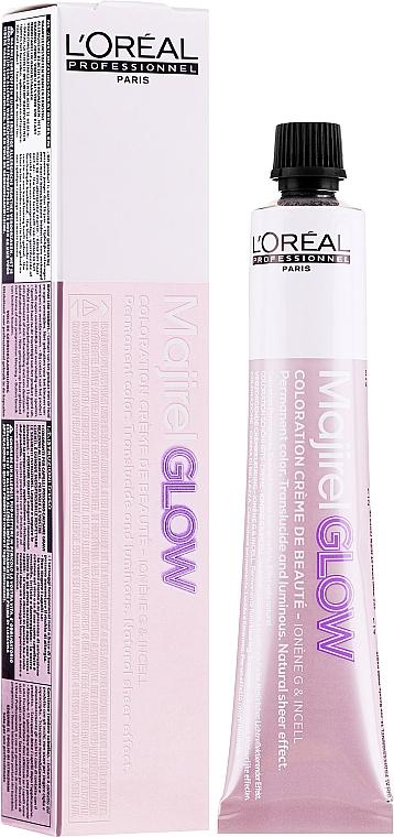 Long-Lasting Translucent Cream Color - L'Oréal Professionnel Majirel Glow