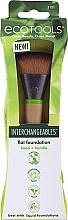 Fragrances, Perfumes, Cosmetics Liquid & Cream Texture Brush Heads - EcoTools Flat Foundation Interchangeable