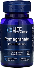 "Fragrances, Perfumes, Cosmetics Dietary Supplement ""Pomegranate Fruit Extract"" - Life Extension Pomegranate Fruit Extract"