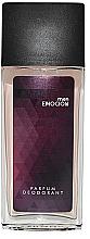Fragrances, Perfumes, Cosmetics Vittorio Bellucci Emocion Men - Perfumed Deodorant
