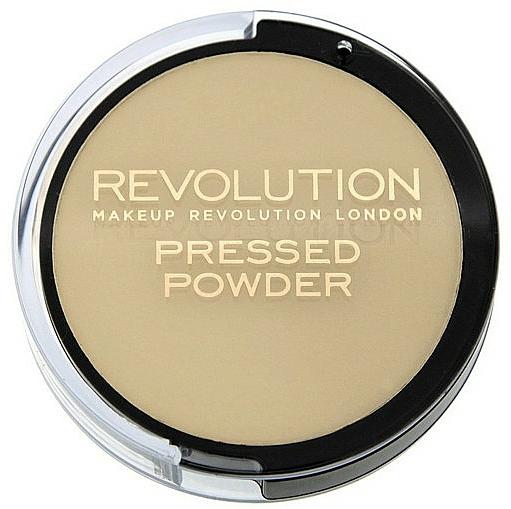 Face Powder - Makeup Revolution Pressed Powder