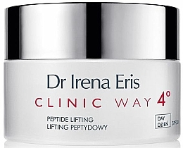 """Fragrances, Perfumes, Cosmetics Day Cream """"Peptide Lifting"""" - Dr Irena Eris Clinic Way 4° anti-wrinkle care"""