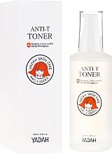 Fragrances, Perfumes, Cosmetics Soothing Toner for Sensitive and Problem Skin - Yadah Anti-T Toner