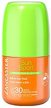 Fragrances, Perfumes, Cosmetics Sun Care Face and Body Fluid - Lancaster Sun Sport Roll-On Fluid SPF30