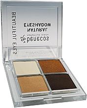 Fragrances, Perfumes, Cosmetics Eyeshadow Quatro - Benecos Natural Quattro Eyeshadow