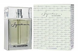 Fragrances, Perfumes, Cosmetics Al Haramain Signature - Eau de Toilette