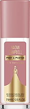 Fragrances, Perfumes, Cosmetics Naomi Campbell Pret a Porter Silk Collection - Deodorant Spray