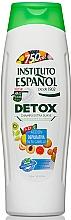 Fragrances, Perfumes, Cosmetics Hair Shampoo - Instituto Espanol Detox Shampoo
