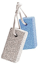 Fragrances, Perfumes, Cosmetics Foot Pumice, blue - Walkiria