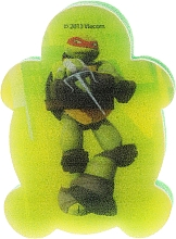 "Fragrances, Perfumes, Cosmetics Kids Bath Sponge ""Ninja Turtles"" Michelangelo 4 - Suavipiel Turtles Bath Sponge"
