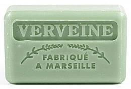 "Fragrances, Perfumes, Cosmetics Marseilles Soap ""Verbena"" - Foufour Savonnette Marseillaise Verveine"