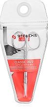 Fragrances, Perfumes, Cosmetics Cuticle Scissors, 24 mm, SC-20/2 - Staleks Classic 20 Type 2