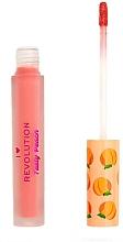 Fragrances, Perfumes, Cosmetics Liquid Lipstick - I Heart Revolution Liquid Lipstick Tasty Peach