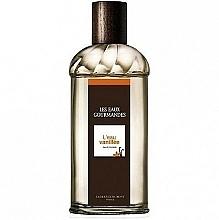 Fragrances, Perfumes, Cosmetics Les Senteurs Gourmandes L'Eau Vanillee - Eau de Cologne