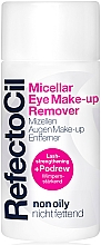 Fragrances, Perfumes, Cosmetics Micellar Makeup Removal Lotion - RefectoCil Micellar Eye Make-up Remover