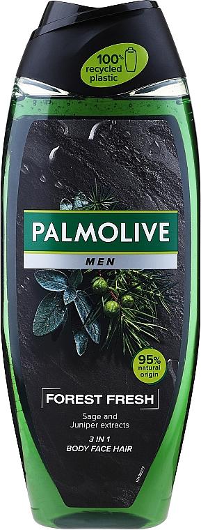 """Shower Gel """"Forest Fresh"""" - Palmolive Men Forest Fresh"""