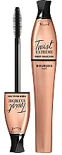 Fragrances, Perfumes, Cosmetics Lash Mascara - Bourjois Fiber Mascara Twist Up Extreme Volume