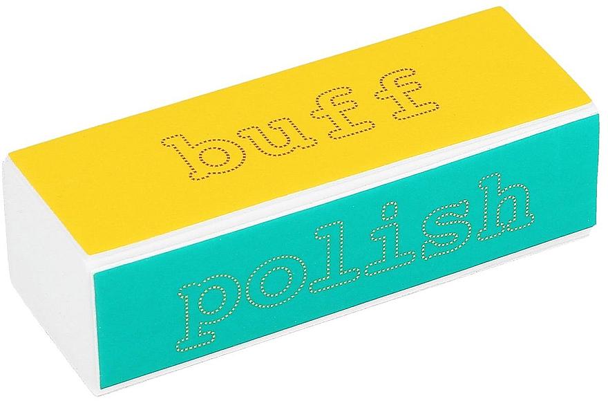 Nail Buffer - Tools For Beauty 4-way Nail Buffer Block Normal