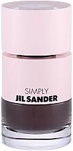 Fragrances, Perfumes, Cosmetics Jil Sander Simply Poudree Intense - Eau de Parfum
