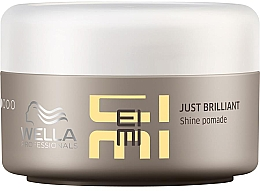 Fragrances, Perfumes, Cosmetics Hair Shine Pomade - Wella Professionals EIMI Just Brilliant Shine Pomade